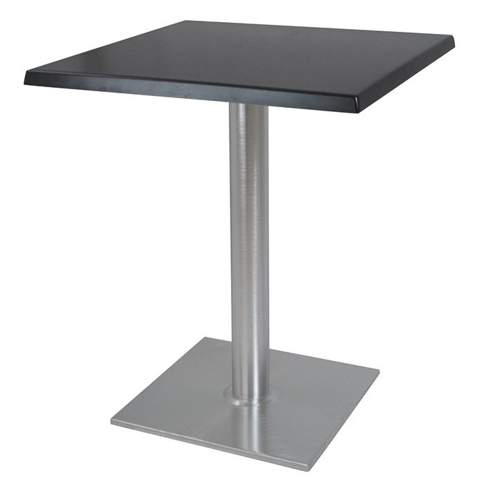 Alquiler de mesas cuadradas para ferias