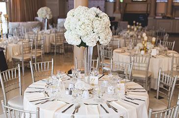 Alquiler mesas y sillas para bodas