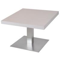 Alquiler de Mesas de centro Dado centro blanca